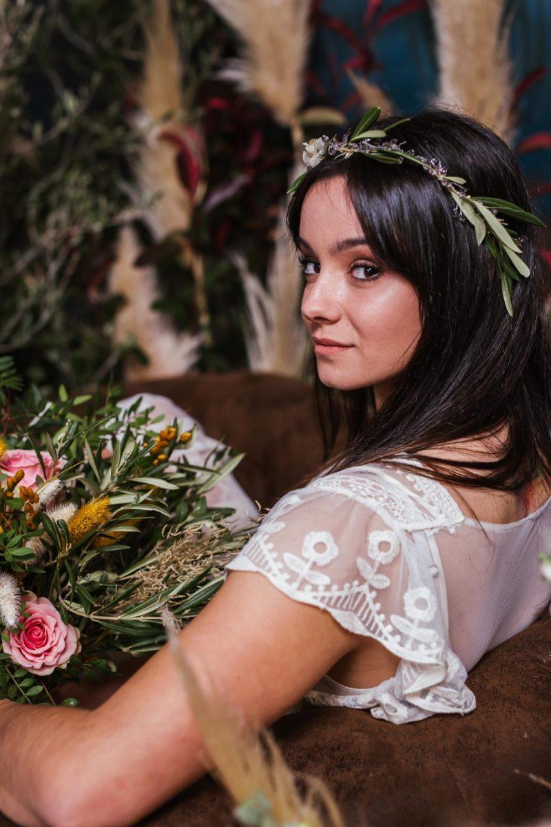 Inspiración para boda industrial editorial 2 - Inspiración para una Boda Industrial y Boho