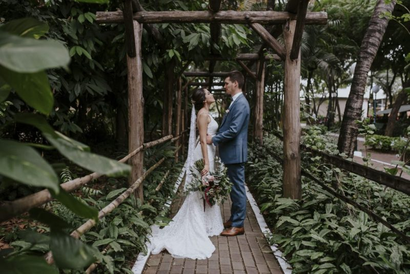 Los 10 mejores lugares en el mundo para una destination wedding.