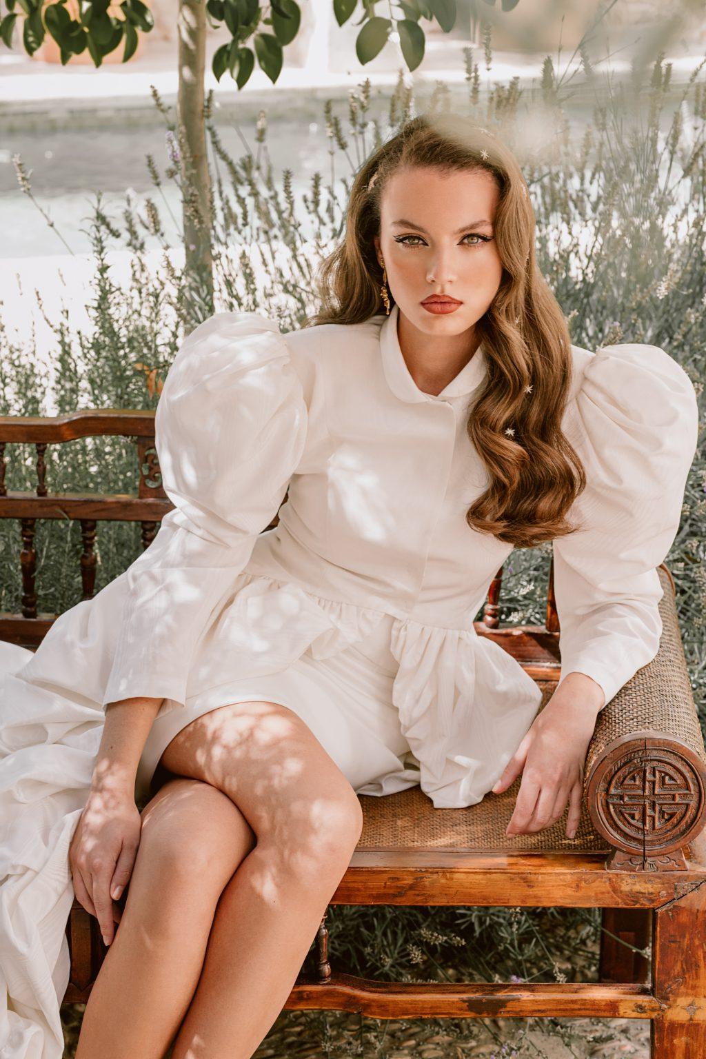tendencias en maquillaje de novia 2020 5 - Propuestas para el Maquillaje y Peinado de Novias 2020