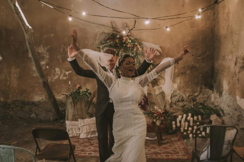 Inspiración boda western almería 29 - Inspiración en el Poblado Western Leone en Almería