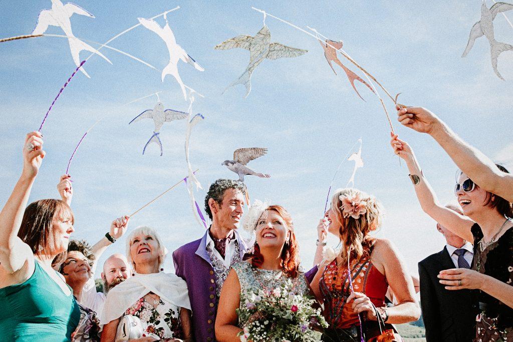 Fotografía natural y discreto para bodas en Barcelona