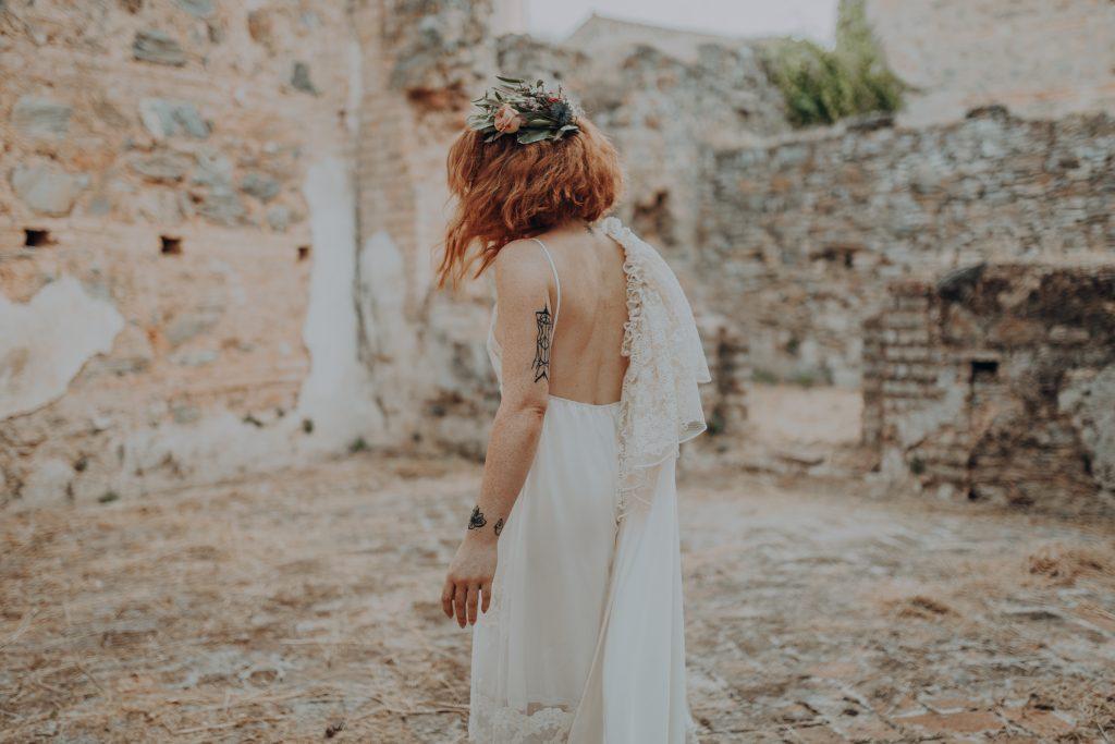 Inspiración boda romantica editorial sempiterno 22 - Inspiración Hippie Romántico: Editorial Sempiterno