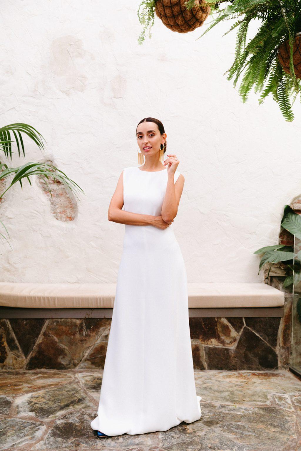 """Vestidos de novia 2020 minimal Cuba Libre de Lamarye 92 - """"Cuba Linda"""" Los Vestidos de Novia Minimal"""