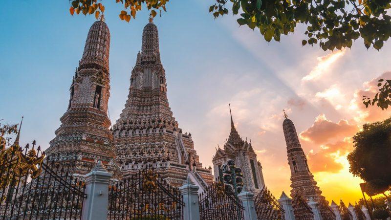 Viaje a Tailandia visitar templo - Organiza tu Viaje a Tailandia con esta Guía: Qué Ver, Qué Hacer y Qué Comer