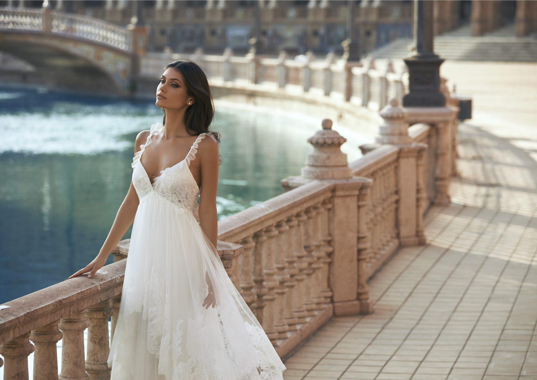 Pronovias vestidos de Novia 2021 Marchesa 19 - Marchesa la Nueva Colección de Vestidos de Novia Pronovias 2021