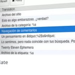 Cómo traducir tu tema de WordPress usando Loco Translate