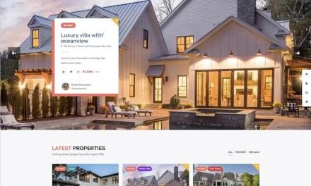 Los mejores temas de WordPress para inmobiliarias