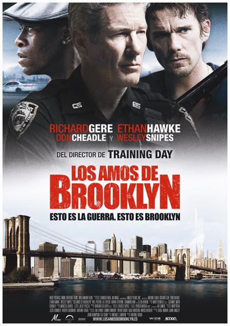 Resultado de imagen para Los amos de Brooklyn: esto es la guerra. Esto es Brooklyn.