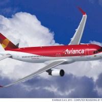 Avianca compra 100 aviones de la Airbus