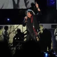 Carlos vives le dio a Bogota un concierto inolvidable