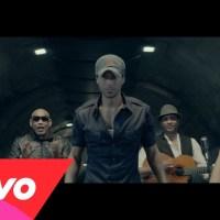 Enrique Iglesias supera los 1.000 millones de visitas en Youtube con Bailando