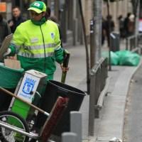 En Madrid se controla a los barrenderos por GPS