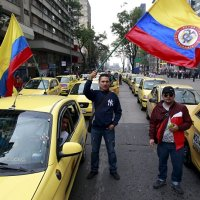 Ofensiva judicial contra Uber en Colombia