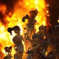 España: Las Fallas de Valencia son declaradas Patrimonio de la Humanidad