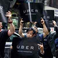 Uber reconoce que ha robado millones de dólares a sus conductores de Nueva York