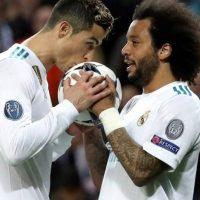 El Real Madrid no falla en París