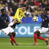 Francia 2 Colombia 3