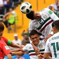 Un brillante México se encamina a octavos en el Mundial