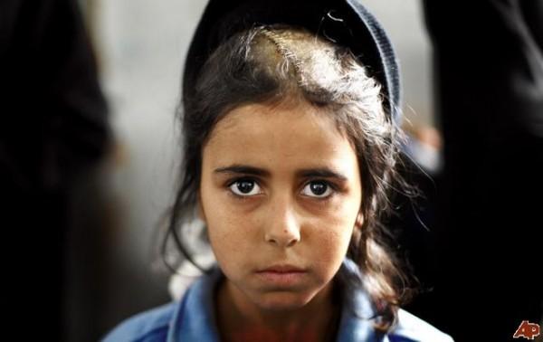 Criança de Gaza