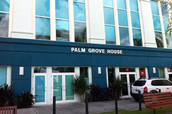 Sede da empresa que administrava a offshore da Globo