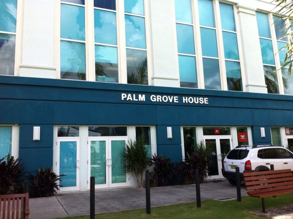 Sede da empresa que administrava a offshore da Globo no Caribe