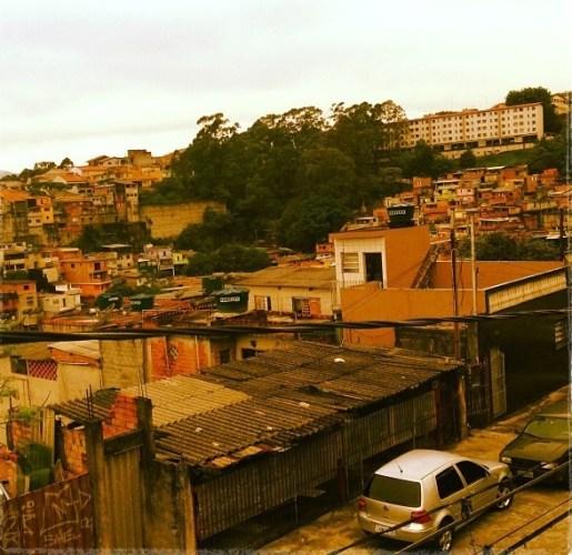 Jaraguá, SP, bairro onde Willian nasceu