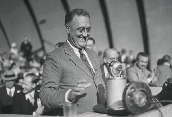 Roosevelt, com quatro mandatos, montou uma Suprema Corte progressista