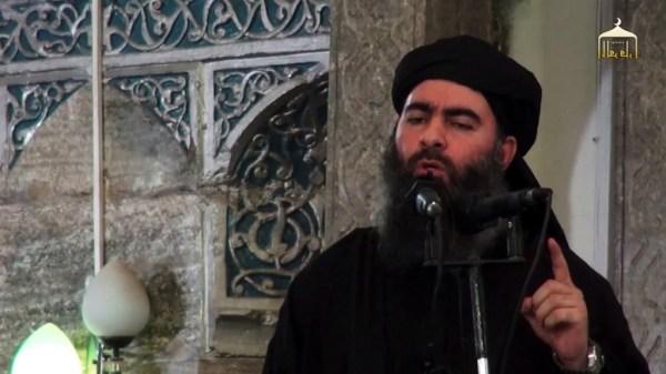 Abu Bakr al-Baghdadi, autoproclamado califa do Estado Islâmico