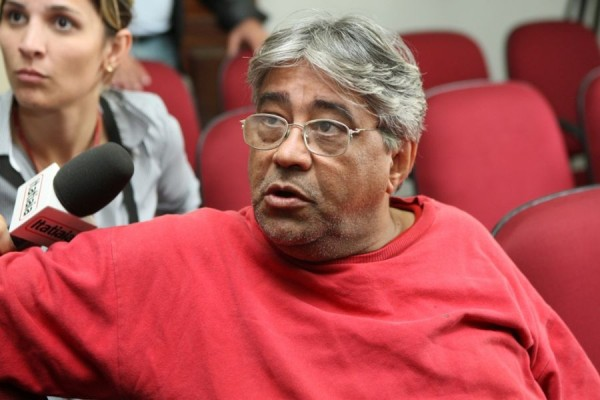 O lobista Nilton Monteiro, autor da denúncia da Lista de Furnas