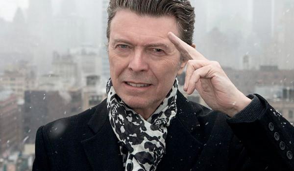 Um gigante amplamente reconhecido: Bowie