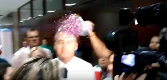 Bolsonaro em apuros