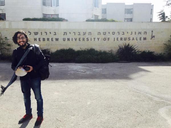 Deixem-no  em paz: Jean Wyllys em Israel