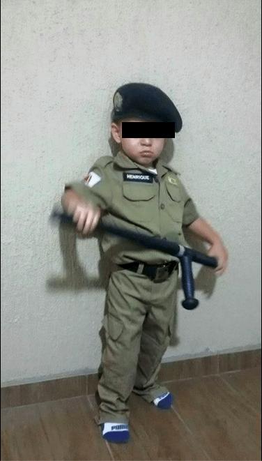 policiinha