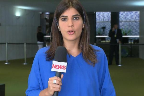 """O Aécio me disse"": Andreia Sadi"