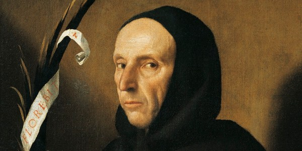 Savonarola, que Deus o tenha