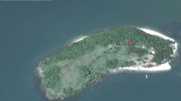 A Ilha das Almas, do amigo de Teori, Carlos Alberto Filgueiras