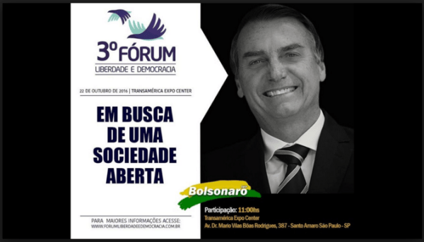 Fórum organizado por um dos diretores do grupo que comprou a Escola da Vila
