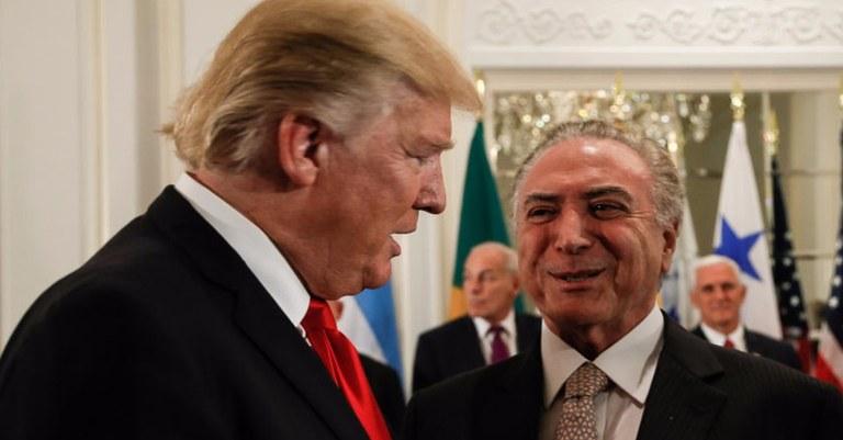 Grupo de 54 países exige pedido de desculpas de Donald Trump