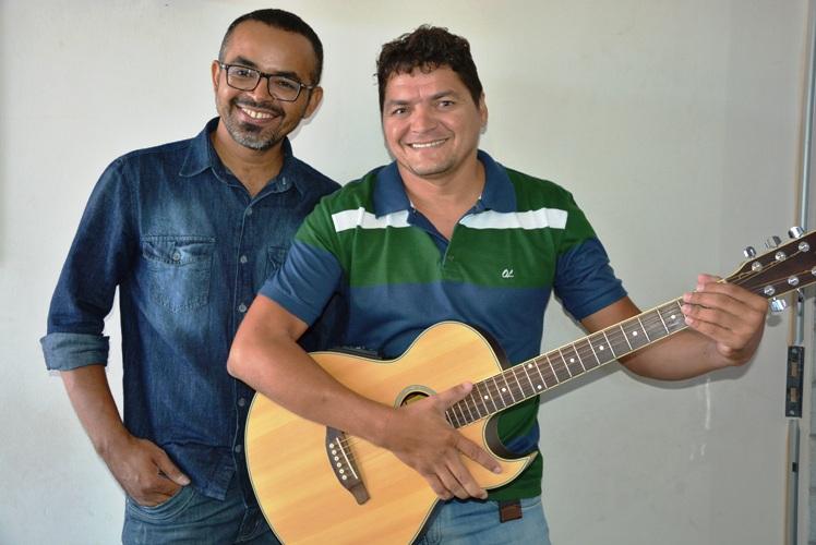Damião Fernandes e Naldo Guita