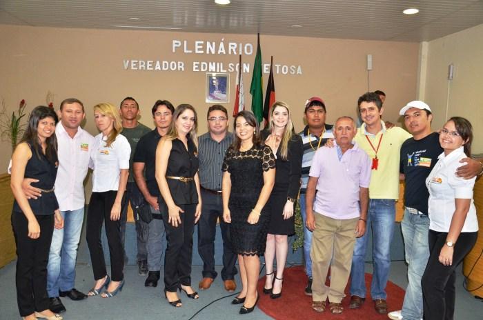 Equipe Diário do Sertão - debate 2012