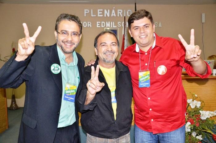 Candidatos apresentaram suas proposta para governar Cajazeiras durante do debate promovido pelo Portal Diário do Sertão