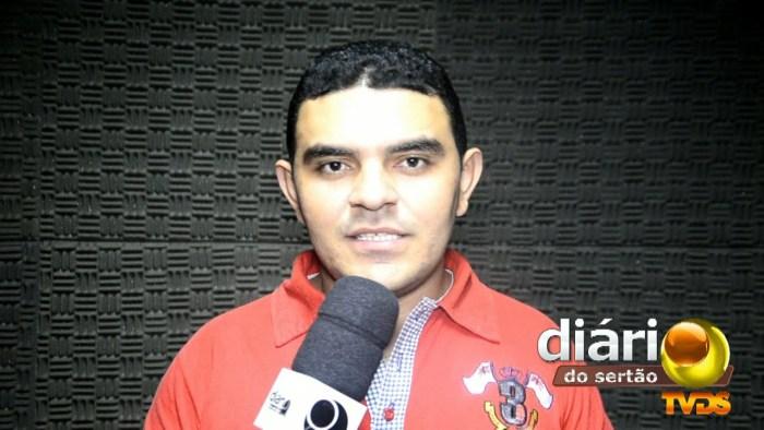 Jorge Baista muda de rádio e vai estreia na Difusora Rádio Cajazeiras