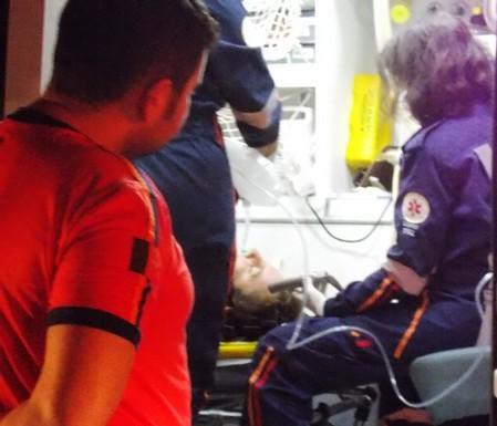 Acidente PB 393 deixa três feridos
