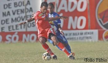 Atlético e Auto Esporte não saíram no 0x0 no jogo em Cajazeiras (Fotos: João Fábio)