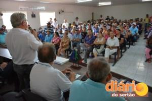 Audiência pública no Sindicato dos Trabalhadores Rurais de Cajazeiras esclarece dúvidas sobre o CAR