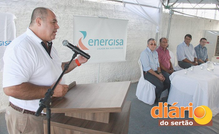 Presidente da Energisa, André Theobald (foto: João Fábio)