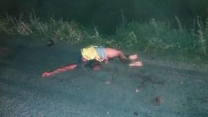 Acidente no Sertão deixa duas pessoas mortas