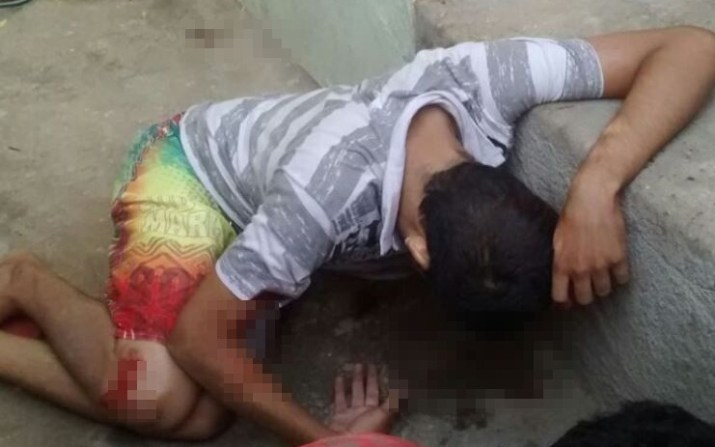 Jovem assassinado na tarde desta terça-feira (22), na cidade de Patos, Sertão da PB