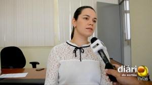 Paula Frassinetti, juíza da 1ª Vara da Comarca de Cajazeiras