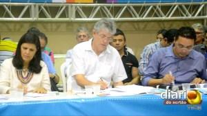Ricardo Coutinho no ODE de Cajazeiras